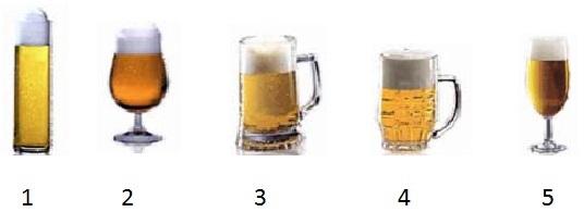 I bicchieri per la birra enciclopedia della birra for Bicchieri tulipano