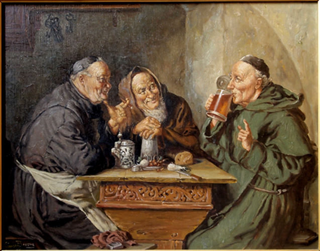 Braggot: la birra speziata medievale