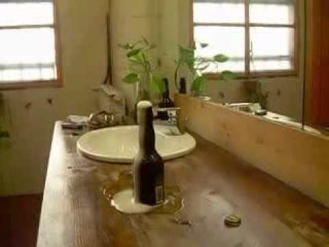 Cavitazione: quando la birra spruzza!