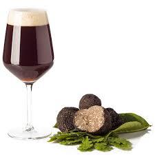 Birra e tartufo: abbinamento di classe